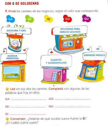 Actividades de lectoescritura para la identificación, realización y ...