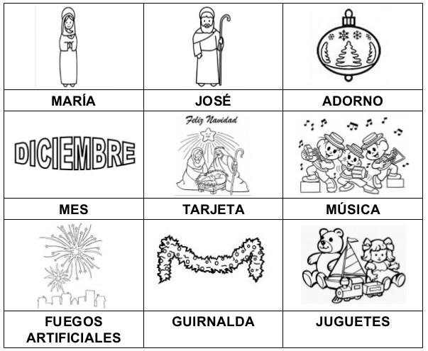 Best Imagenes De Navidad Para Imprimir En Blanco Y Negro Image
